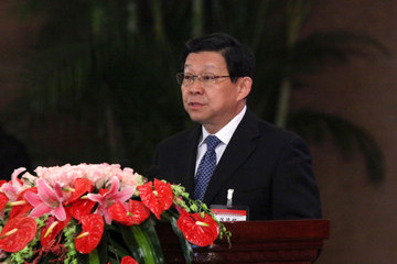Chen Deming The 12th China Development Forum