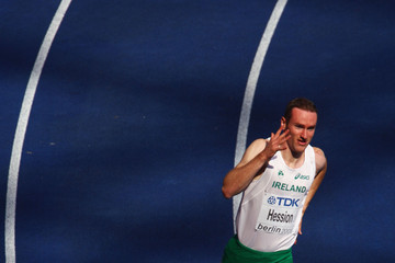 Paul Hession 12th IAAF World Athletics Championships - Day Four