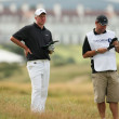 Damien Moore The 138th Open Championship - Round One