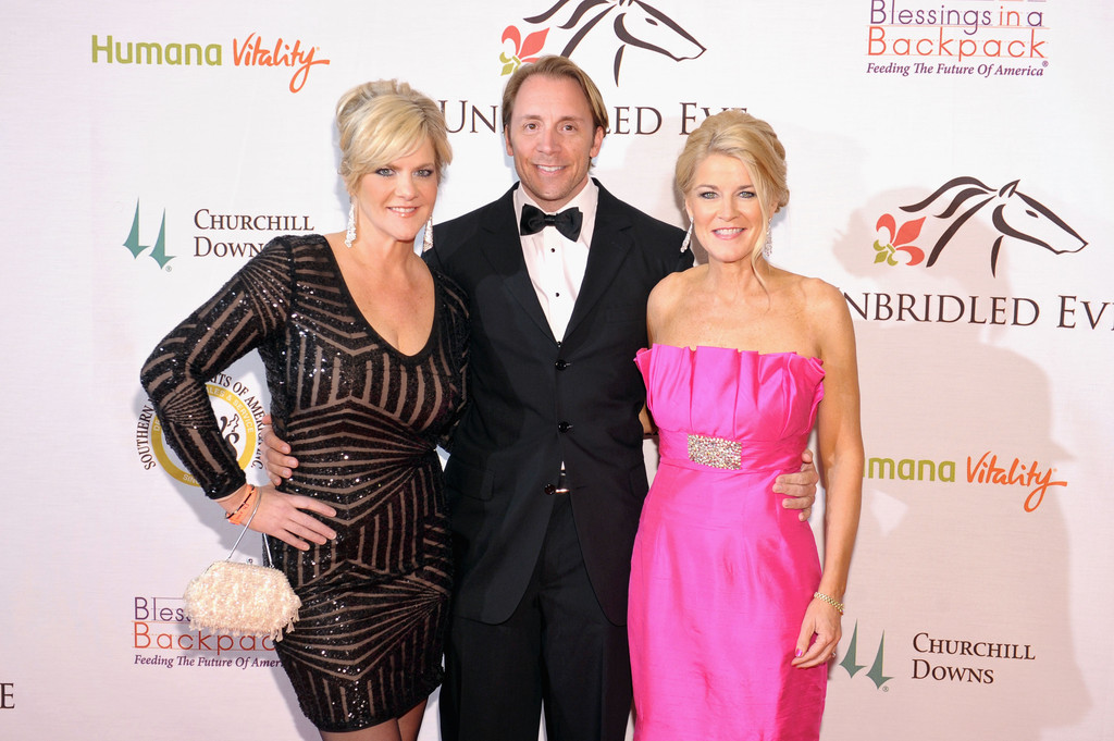 Kentucky derby pictures celebrity bob