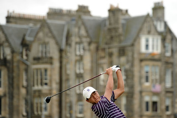 Eric Chun 139th Open Championship - Round One