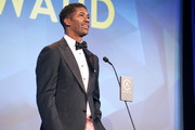 Fonzworth Bentley speaks onstage during the 13th Annual ADCOLOR Awards at JW Marriott Los Angeles at L.A. LIVE on September 08, 2019 in Los Angeles, California.