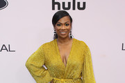Kandi Burruss attends the 13th Annual Essence Black Women In Hollywood Awards Luncheon at the Beverly Wilshire Four Seasons Hotel on February 06, 2020 in Beverly Hills, California.