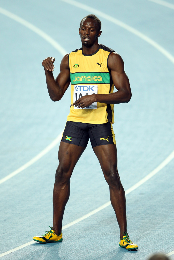 Usain bolt pic gay
