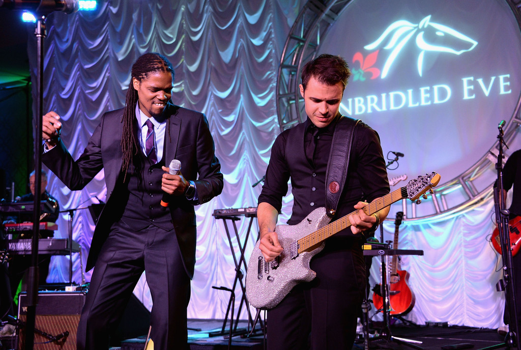 Kris Allen And Landau Eugene Murphy Jr Photos Photos Zimbio