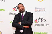 NFL Player Chris Canty attends the 141st Kentucky Derby - Unbridled Eve Gala at Galt House Hotel & Suites on May 1, 2015 in Louisville, Kentucky.