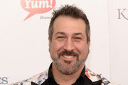 Singer Joey Fatone attends the 142nd Kentucky Derby at Churchill Downs on May 07, 2016 in Louisville, Kentucky.