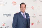 TV personality Bob Guiney attends the 142nd Kentucky Derby at Churchill Downs on May 07, 2016 in Louisville, Kentucky.