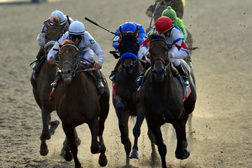 Ramon Dominguez 142nd Running of the Belmont Stakes