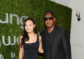 Cymphonique Miller and Rapper Master P attend the 14th Annual Young Hollywood Awards presented by Bing at Hollywood Athletic Club on June 14, 2012 in Hollywood, California.