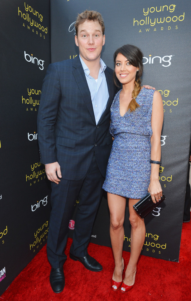 chris pratt dating aubrey plaza Bamberg