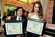 Amanda Crew Josh Brener Photos Photo