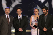 Diane Kruger and Eli Roth Photos Photo