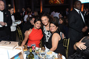 Diane von Furstenberg and Madhu Chopra Photos Photo
