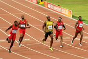 Justin Gatlin and Mike Rodgers Photos Photo