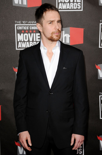 Actor Sam Rockwell arrives at the 16th annual Critics' Choice Movie Awards at the Hollywood Palladium on January 14, 2011 in Los Angeles, California.