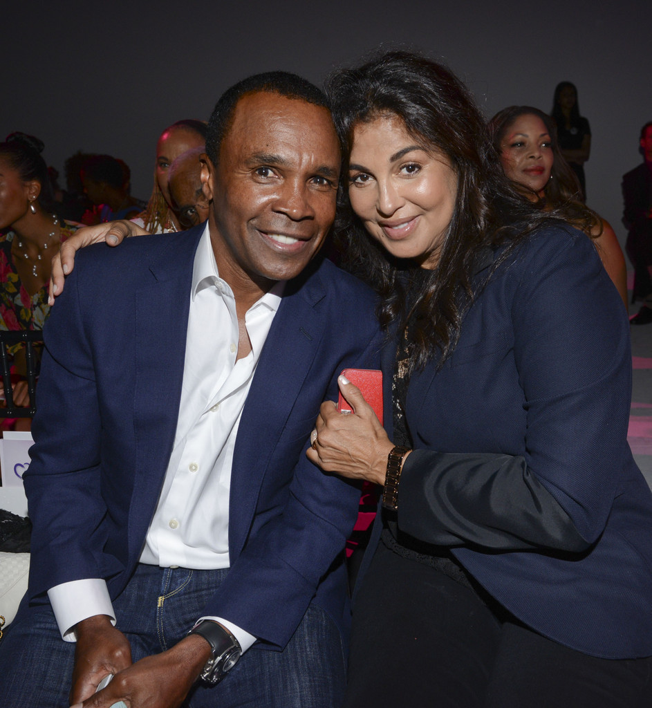 Sugar Ray Leonard Wife Daughter Sons Family Age Height Weight