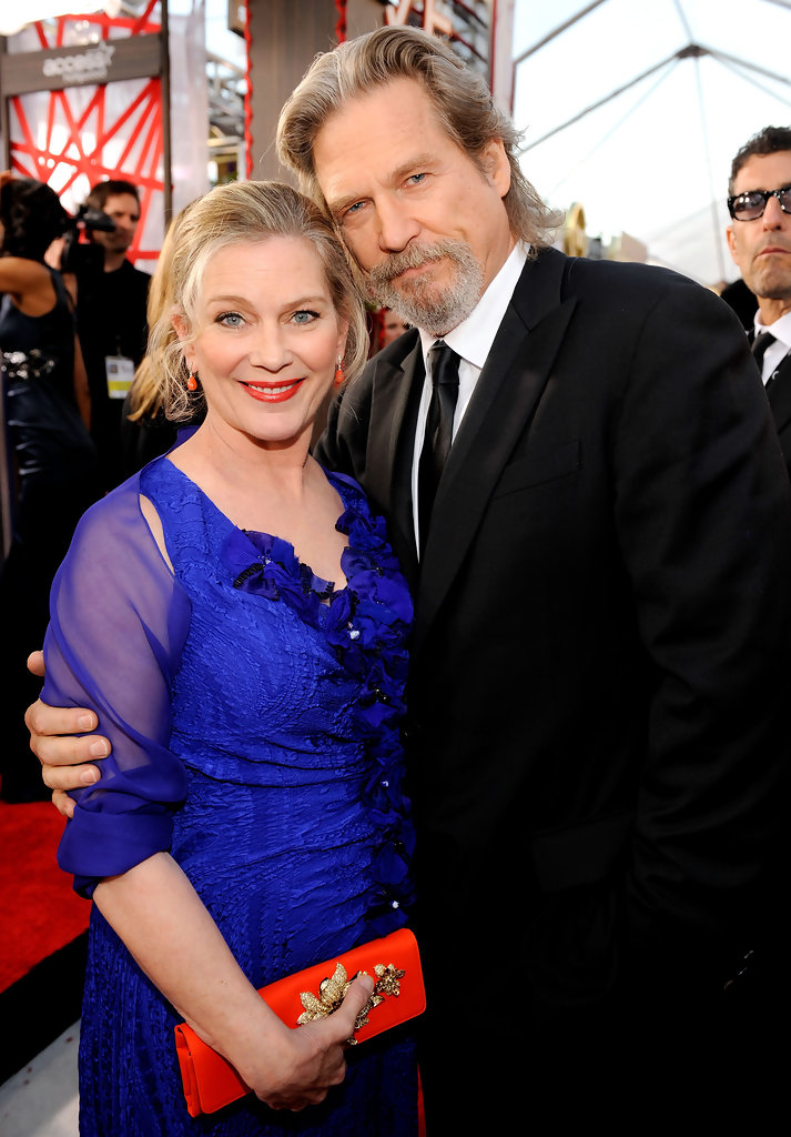 Jeff Bridges And Susan Geston Photos Photos 16th Annual