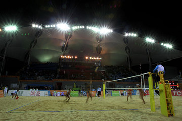 Usa Tenpaksee 16th Asian Games - Day 10: Beach Volleyball