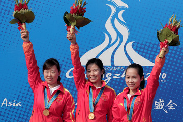 Siling Yi 16th Asian Games - Day 5: Shooting