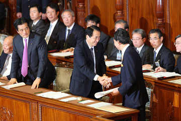 Hirohisa Fujii The 173rd Extraordinary Diet Session Begins