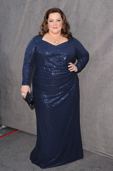 Actress Melissa McCarthy arrives at the 17th Annual Critics' Choice Movie Awards held at The Hollywood Palladium on January 12, 2012 in Los Angeles, California.