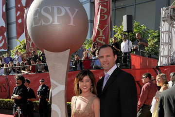 Bret Hedican 17th Annual ESPY Awards - Red Carpet