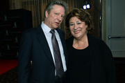 Actors Chris Cooper (L) and Margo Martindale attend the 17th Annual Hollywood Film Awards at The Beverly Hilton Hotel on October 21, 2013 in Beverly Hills, California.