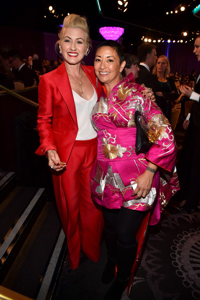 17th Costume Designers Guild Awards With Presenting Sponsor Lacoste - Backstage And Audience