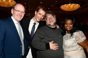 Doug Jones and Octavia Spencer Photos Photo