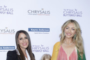 (L-R) Soleil Moon Frye, Georgia Dane and Rebecca Gayheart-Dane attend the 18th annual Chrysalis Butterfly Ball on June 01, 2019 in Brentwood, California.