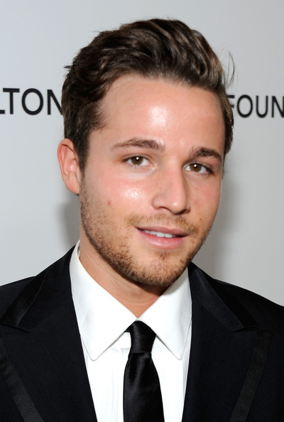 Shawn Pyfrom Shawn Pyfrom attends the 18th Annual Elton John AIDS Foundation Academy Award Party at Pacific Design Center on March 7, 2010 in West Hollywood, California.