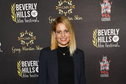"Candace Cameron-Bure attends the 18th Annual International Beverly Hills Film Festival Opening Night Gala Premiere of ""Benjamin"" at TCL Chinese 6 Theatres on April 4, 2018 in Hollywood, California."