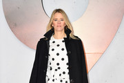 "Edith Bowman attends the ""1917"" World Premiere and Royal Performance at the Odeon Luxe Leicester Square on December 04, 2019 in London, England."