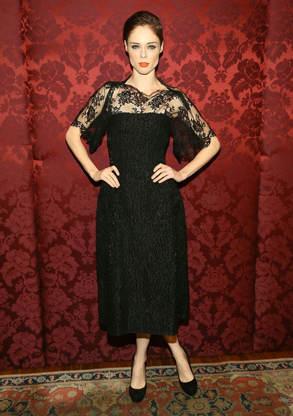 Model Coco Rocha attends the 19th Annual Artwalk NY at 82 Mercer on October 29, 2013 in New York City.