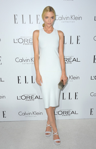 Actress Jaime King arrives at ELLE's 19th Annual Women In Hollywood Celebration at the Four Seasons Hotel on October 15, 2012 in Beverly Hills, California.