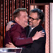 Mark Ruffalo James Corden Photos