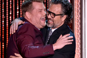 Mark Ruffalo James Corden Photos Photo