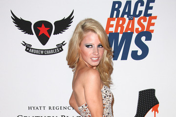 """Jaimie Hilfiger 19th Annual Race To Erase MS -""""Glam Rock To Erase MS"""" - Arrivals"""