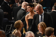 Claire Danes and Morena Baccarin Photos Photo