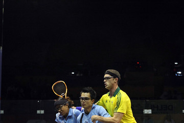 Ong Beng Hee 19th Commonwealth Games - Day 10: Squash