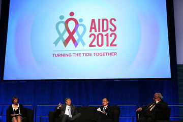 Eric Goosby 19th International AIDS Conference Convenes In Washington