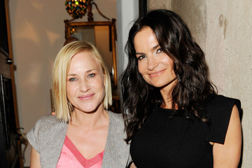 Patricia Arquette Rosetta Getty 1st Annual GiveLove Charity Dinner Hosted By Patricia Arquette, Jaqui Getty