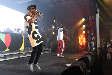 2 Chainz BACARDI, Swizz Beatz and The Dean Collection Bring NO COMMISSION Back To Miami to Celebrate Island Might