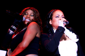 Cheryl James Sandy Denton 2009 Essence Music Festival Presented By Coca-Cola - Day 1