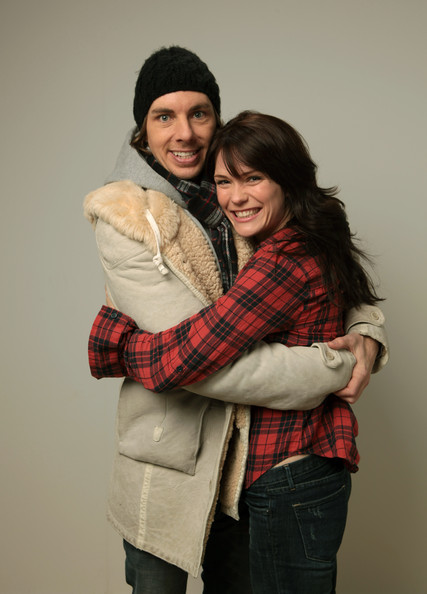 Katie Aselton and dax shepard