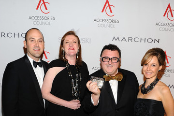 Karen Gibson 2010 ACE Awards Presented By The Accessories Council - Red Carpet