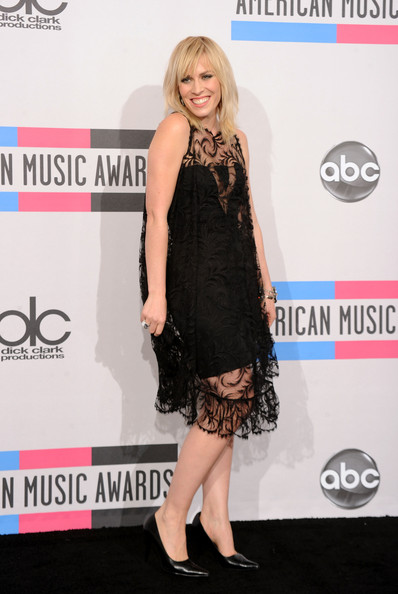 Singer Natasha Bedingfield poses in the press room during the 2010 American Music Awards held at Nokia Theatre L.A. Live on November 21, 2010 in Los Angeles, California.