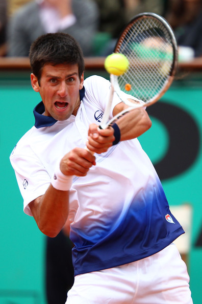 Novak Djokovic Pictures - 2010 French Open