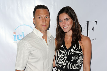 Sean Avery Hilary Rhoda 2010 Institute For Civic Leadership Spring Benefit